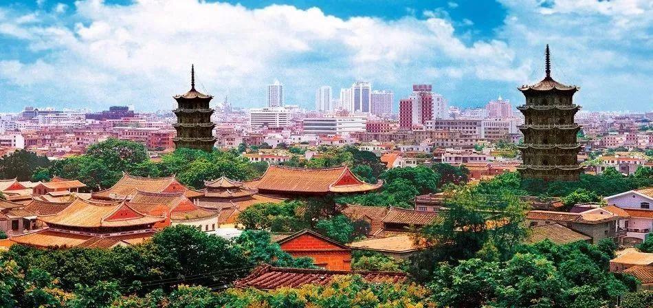 刚刚公布!中国城市发展潜力排名:泉州第37!
